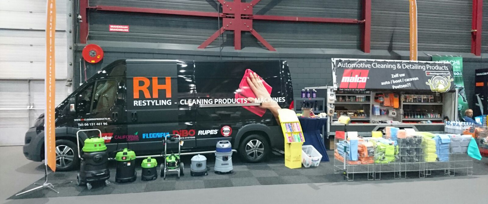rh cleaning products