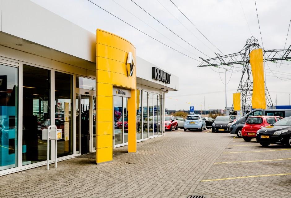 Renault Garage Groningen : Terwolde renault