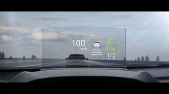Eclipse Cross HUD