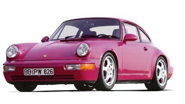 high star ruby 911 carrera rs 3 6 coupeacute 1992 2018 porsche ag
