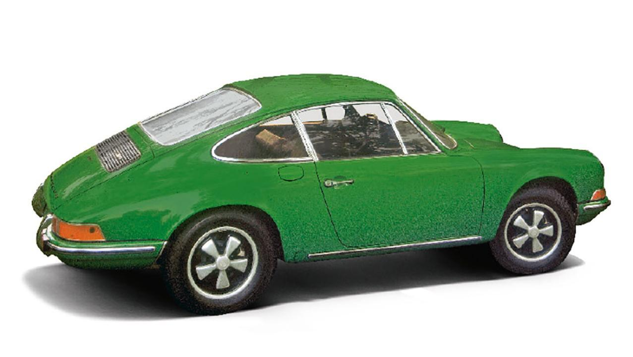 low viper green 911 t 2 4 coupeacute 1972 2018 porsche ag