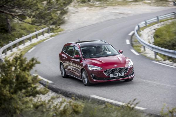 2018 FORD FOCUS DRIVE VIGNALE 50