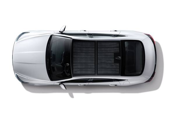 02 Solar Roof Charging System