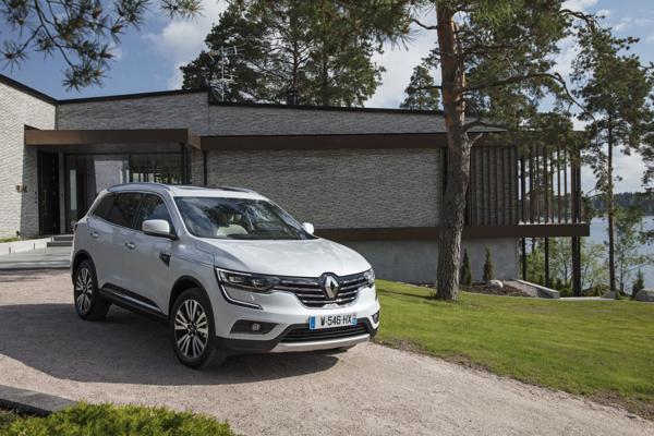 Renault Garage Groningen : Nu verkrijgbaar in nederland: de nieuwe renault koleos!