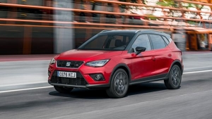 SEAT ARONA wint Red Dot Award voor Best Product Design