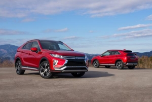 Mitsubishi Eclipse Cross start bij € 28.990,-