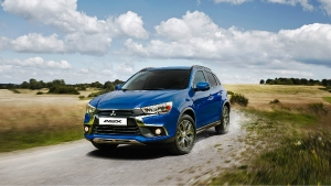 Mitsubishi introduceert de ASX Connect Pro