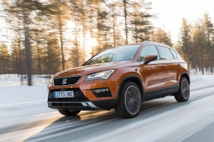 De overtreffende trap in uitrusting: SEAT Ateca Business Intense!