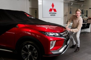 Touren met de felbegeerde Eclipse Cross door Jim van der Zee
