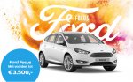 Ford Focus Wagon Ecoboost 125pk LEASE EDITION