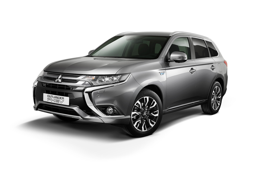 Mitsubishi PHEV Business en Executive